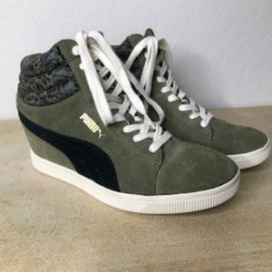 PUMA PC Wedge NC Wedge Sneaker